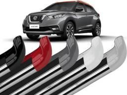 Título do anúncio: Estribo Lateral Nissan Kicks 2016 2017 2018 Cor Original