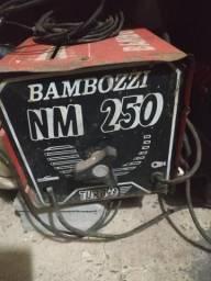 Máquina solda bambozzi