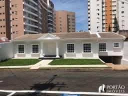 Casa para alugar com 4 dormitórios em Vl. cardia, Bauru cod:4395
