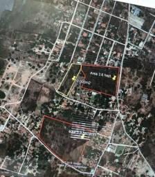 Terrenos Tapuio - Eusébio / uma área murada de 3,6 Ha e outra de 5,9 Ha