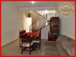 Sobrado com 4 dormitórios à venda, 220 m² por R$ 650.000,00 - Aviação - Praia Grande/SP