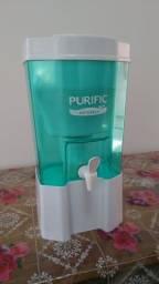 Purificador de água Purific modelo Natureza. Em ótimo estado
