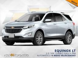 CHEVROLET EQUINOX 2.0 16V TURBO GASOLINA LT AUTOMÁTICO - 2019