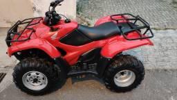 Quadriciclo Honda fourtrax 4x4 - 2010