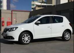 Renault Sandero 1.6 Parcele no boleto com entrada de R$1495 - 2015