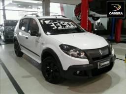 Renault Sandero 1.6 Stepway Tweed 8v - 2014