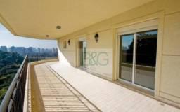 Apartamento com 5 dormitórios à venda, 1257 m² por R$ 8.207.216,10 - Retiro Morumbi - São