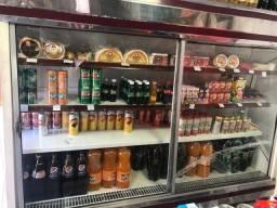 Refrigerador auto serviço
