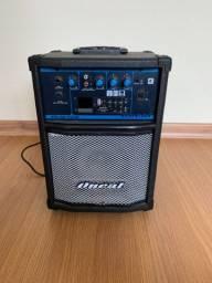 Cubo amplificador Oneal OCM260 controle remoto