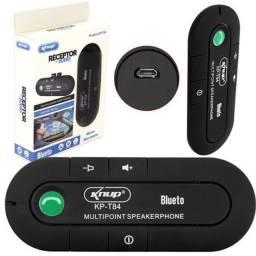 Receptor De Audio Bluetooth Para Carro Musica Kpt84