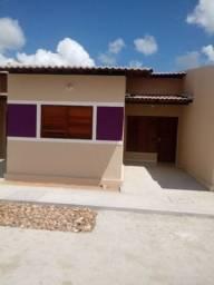 Casa 59m² em Macaíba Rn Se Enquadra No MCMV