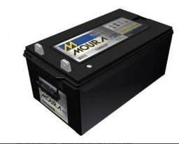 Bateria Moura Estacionaria 220ah 12MN220