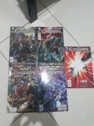 HQ Constantine - Os Novos 52 - Edições 1, 2, 3, 4 e 10