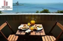 Título do anúncio: Flat por temporada na Beira-mar em Fortaleza-CE (Whatsapp)