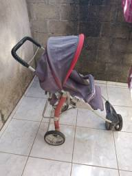 Carrinho para Bebê - Burigotto