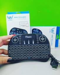 MINi teclado wireless led