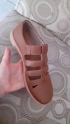 Vendo sapato usaflex ,super confortáve,todo no couro.semi novo.falar c/ Keila 98600.97.39