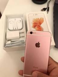 Vendo iphone 6s 64 com acessórios. Leia