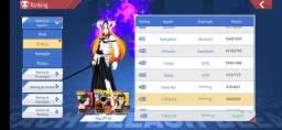 Conta Bleach Mobile 3D lvl120