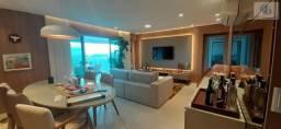 Apartamento para Locação em Salvador, Patamares, 4 dormitórios, 3 suítes, 5 banheiros, 3 v