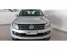 Volkswagen Amarok 2.0 HIGHLINE 4X4 CD 16V TURBO INTERCOOLER DIESEL 4P AUTOMATICO