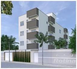 Apartamento à venda, 2 quartos, 1 vaga, Santa Mônica - Uberlândia/MG