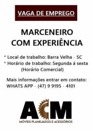Marceneiro (EMPREGO)