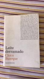 Livro Leite Derramado - Chico Buarque