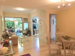 Apartamento à venda com 3 dormitórios em Cosme velho, Rio de janeiro cod:882186