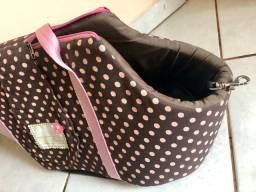 Bolsa para transporte de cães
