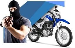 Bloqueador Moto Honda e Yamaha Segurança Total