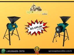 Promoção Enviamos para Todo Brasil - Forrageiro com Motor 220v