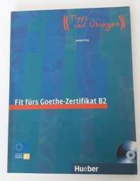 Fit fürs Goethe-Zertifikat B2 com CD- Livro Alemão Preparatório