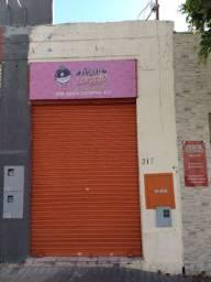 Loja na rua Santa Catarina 217.