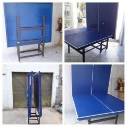 Mesa de Ping-pong Dobrável