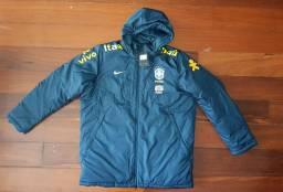Casaco Oficial Seleção Brasileira - CBF