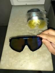 Óculos de ciclismo NUNCA usado