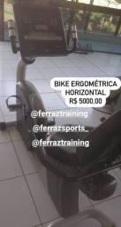 Bike ergométrica horizontal ks fitness