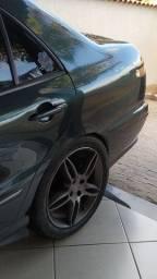 Rodas 17 pneus novos