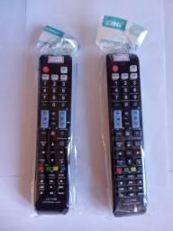 Controle Remoto Universal Tvs LED LCD Hitachi Toshiba Philips