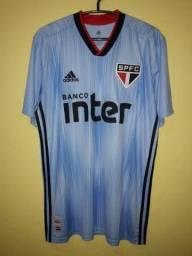 Camisa do São Paulo 2019 Adidas Tamanho G