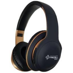 Fone de ouvido bluetooth pmcell stereo headphone
