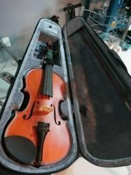Violino + case+queixeira+breu 250