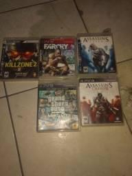 Jogos PS3 todo pó 80