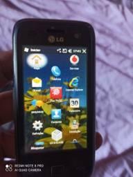 Celular LG desbloqueado