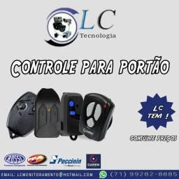 Promoção Controle para Portão R$54,00