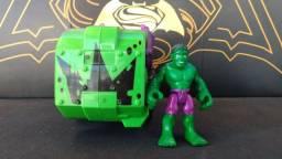 Hulk com carro super soco 70,00