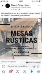 MESAS DIRETO DE FÁBRICA CONFIRA!
