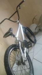 BMX toda em alumínio