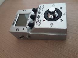 Pedal zoom ms50g